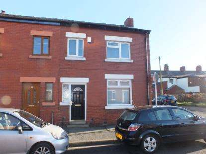 3 Bedrooms End Of Terrace House for sale in Rose Street, Farington, Leyland, Preston