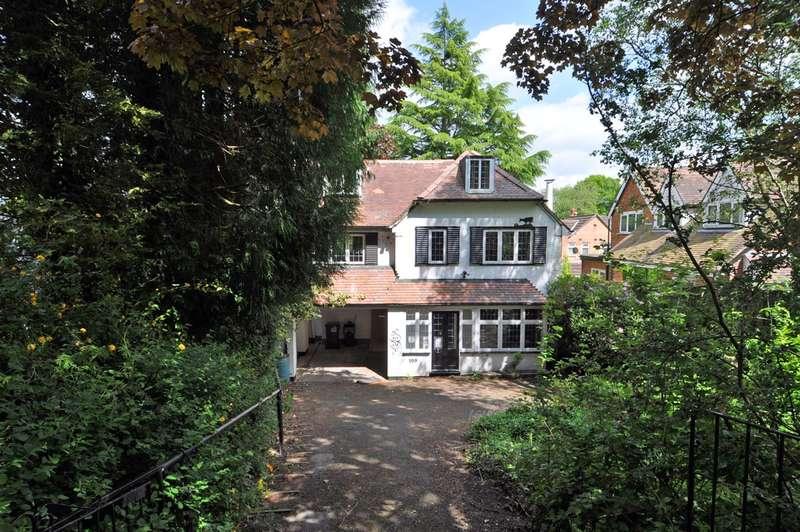 3 Bedrooms Detached House for rent in Barnt Green Road, Cofton Hackett, Birmingham, B45