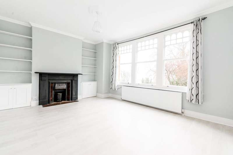 1 Bedroom Flat for sale in Tetherdown Road, Muswell Hill, N10