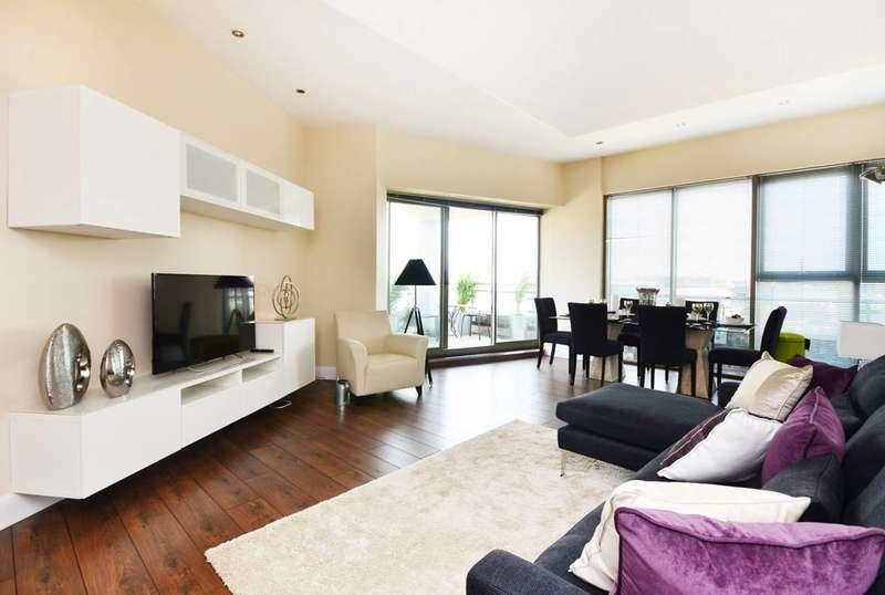 2 Bedrooms Flat for rent in City Road, City, EC1V