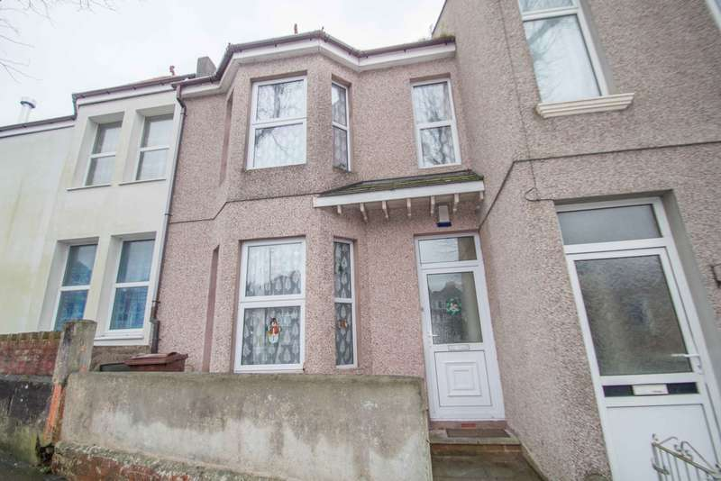 3 Bedrooms Terraced House for sale in St Budeaux, Plymouth