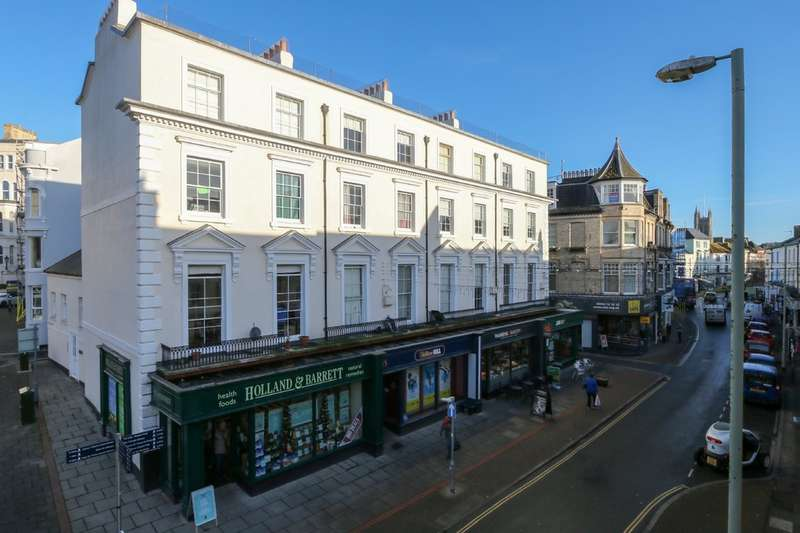 1 Bedroom Flat for sale in Wellington Street, Teignmouth