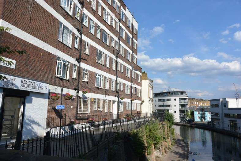 1 Bedroom Flat for sale in Highstone Mansions Camden Road, Camden Town, NW1