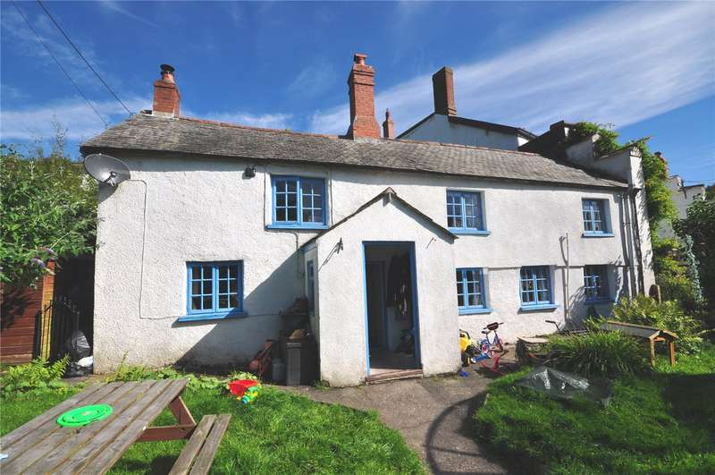 3 Bedrooms Semi Detached House for sale in Heasley Mill, South Molton, Devon, EX36