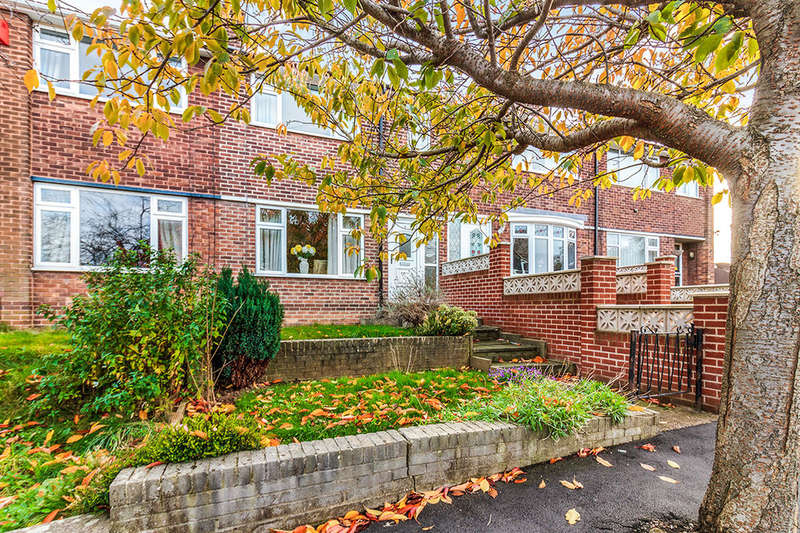 2 Bedrooms Terraced House for sale in Binsted Close, Sheffield, S5