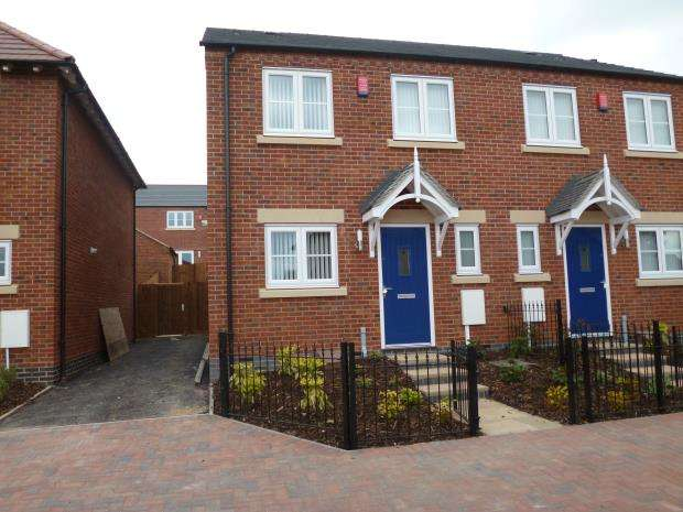 3 Bedrooms Semi Detached House for rent in Soar Close, Alton Manor