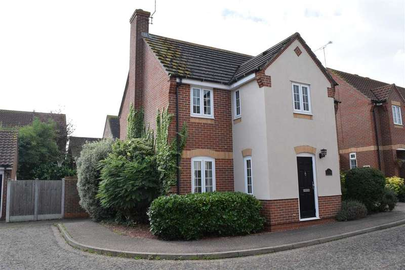 4 Bedrooms Detached House for sale in Samuel Manor, Chelmsford