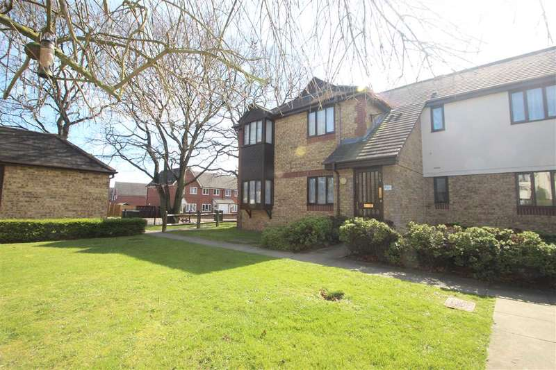 1 Bedroom Flat for sale in Chinook, Highwoods, Colchester