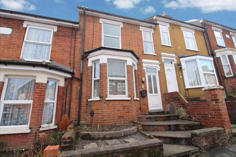 3 Bedrooms Terraced House for sale in Philip Road, Ipswich