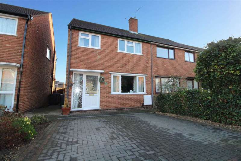 3 Bedrooms Semi Detached House for sale in Bloomfield Street, Ipswich