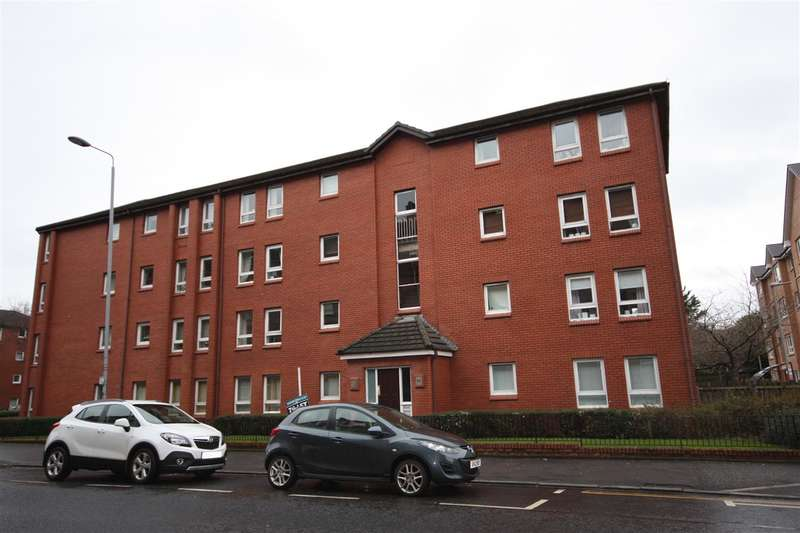 2 Bedrooms Flat for rent in Holmlea Road, Glasgow