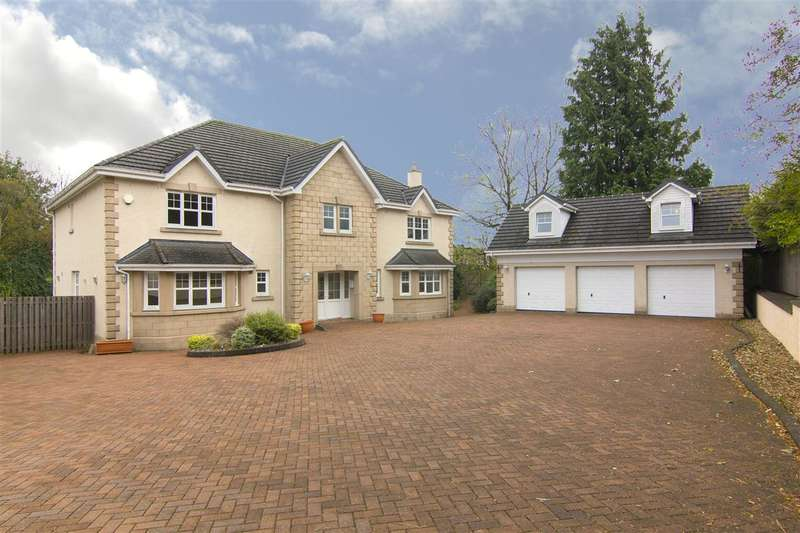 6 Bedrooms Detached House for sale in Carronvale Road, Larbert
