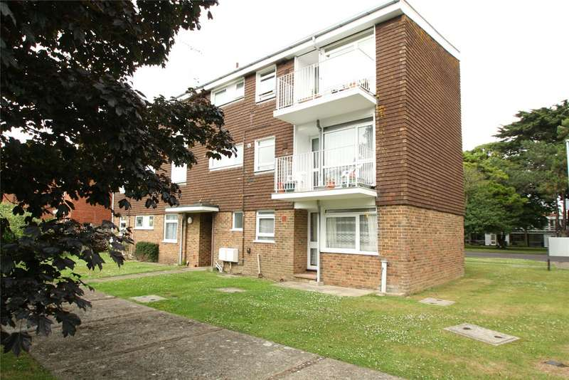 2 Bedrooms Apartment Flat for sale in Dorchester Gardens, Grand Avenue, West Worthing, BN11