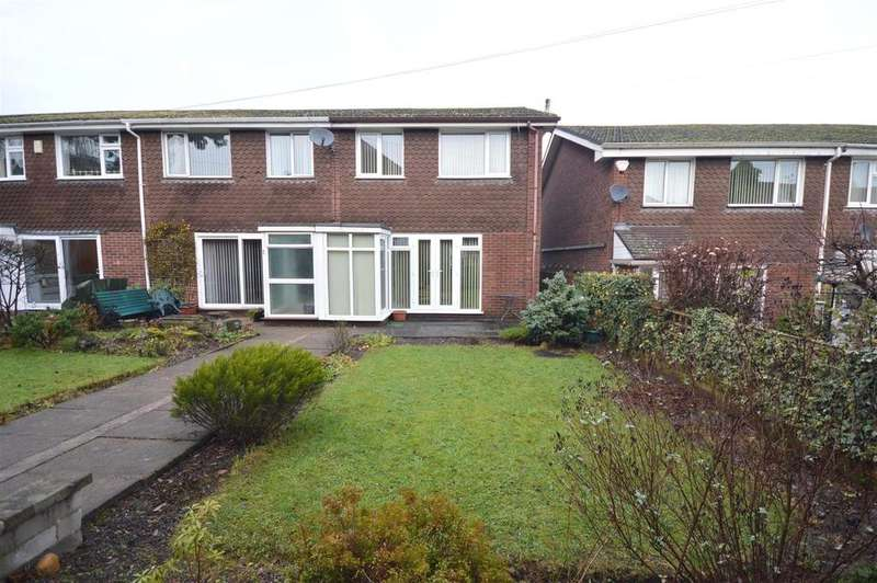 3 Bedrooms End Of Terrace House for rent in Orchard Close, Coleshill