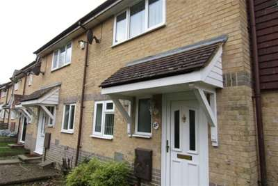 2 Bedrooms Terraced House for rent in Wildfell Close, Walderslade