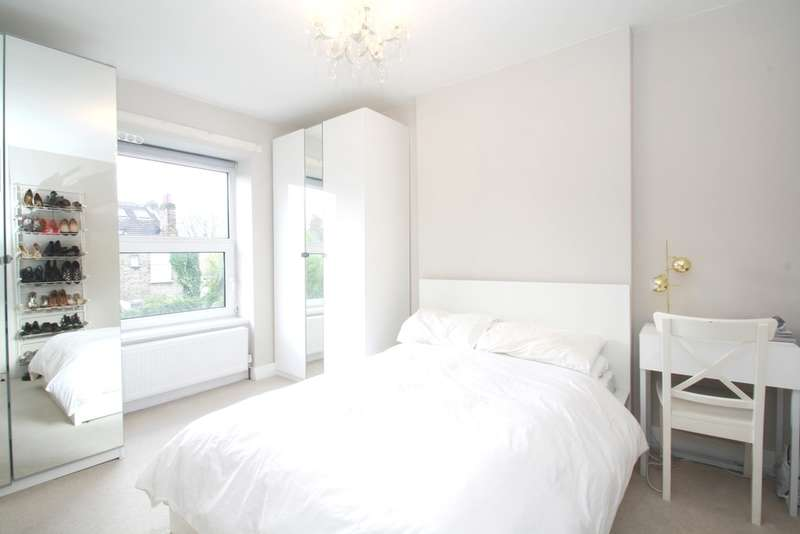 2 Bedrooms Flat for sale in Keslake Road, Queens Park NW6