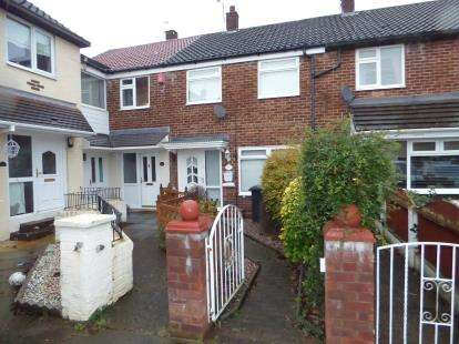 2 Bedrooms Terraced House for sale in Bridge Croft, Litherland, Liverpool, Merseyside, L21