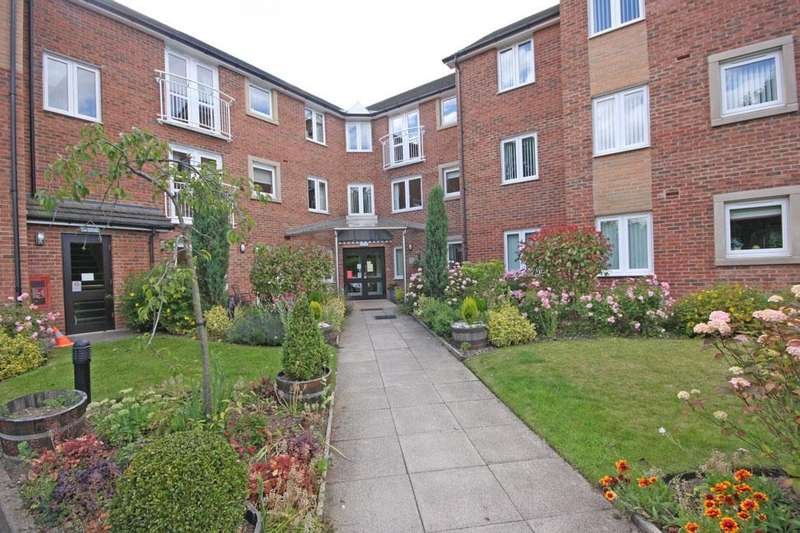 1 Bedroom Apartment Flat for sale in Camsell Court, Durham Moor, Durham DH1 5FQ