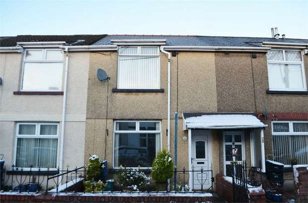 2 Bedrooms Terraced House for sale in Letchworth Road, Ebbw Vale, Blaenau Gwent