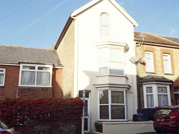 3 Bedrooms Terraced House for sale in Avenue Road, Ramsgate, Kent