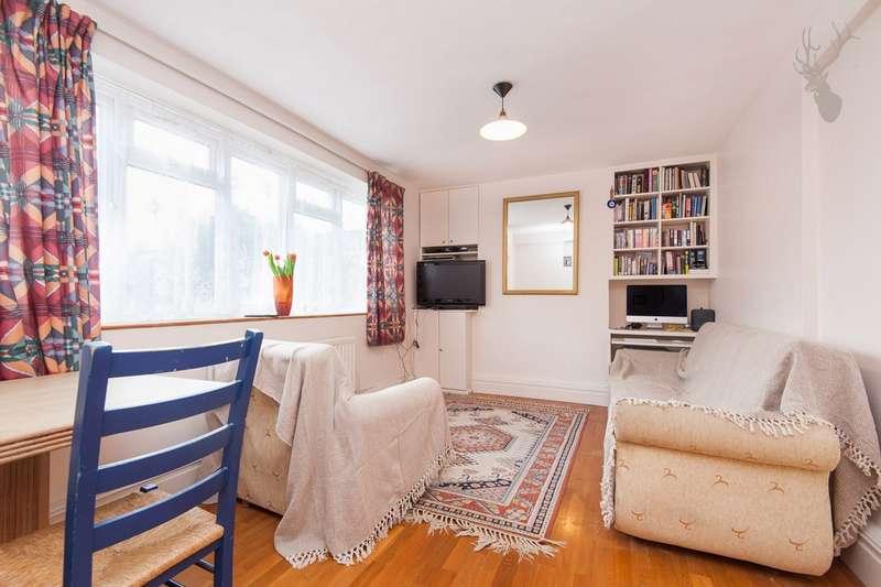 1 Bedroom Flat for sale in Stowe House, Galsworthy Terrace, Stoke Newington, N16