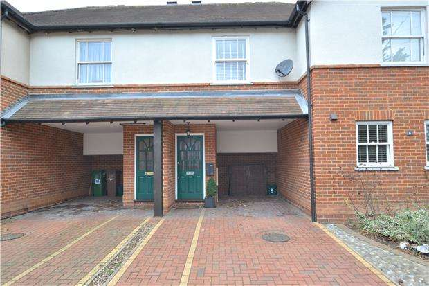2 Bedrooms Terraced House for sale in Wrights Row, WALLINGTON, Surrey, SM6 0TW