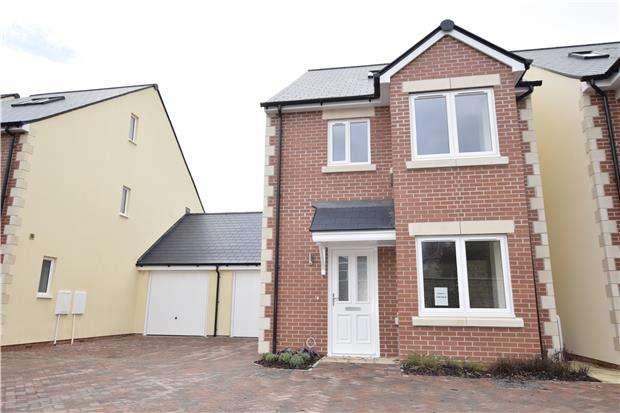 4 Bedrooms Link Detached House for sale in The Blagdon, Avon Valley Gardens, Bath Road, Keynsham, BRISTOL, BS31 1TF