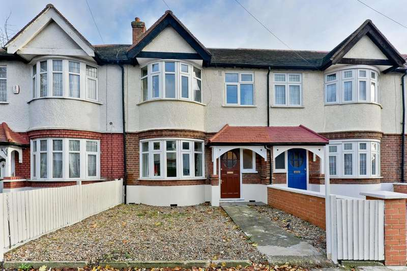 5 Bedrooms Terraced House for sale in Edenvale Road, Mitcham CR4