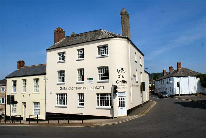 2 Bedrooms Apartment Flat for sale in Globe Court, Dowell Street, Honiton, Devon, EX14