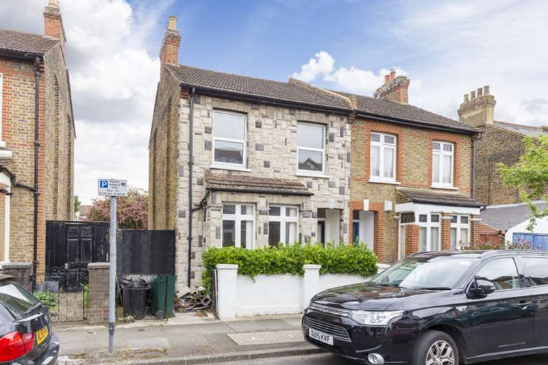4 Bedrooms Semi Detached House for sale in Harewood Road, Colliers Wood SW19