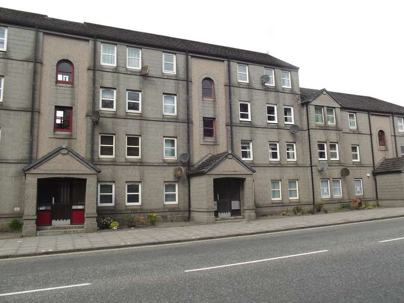 2 Bedrooms Flat for sale in Nelson Court, King Street AB24
