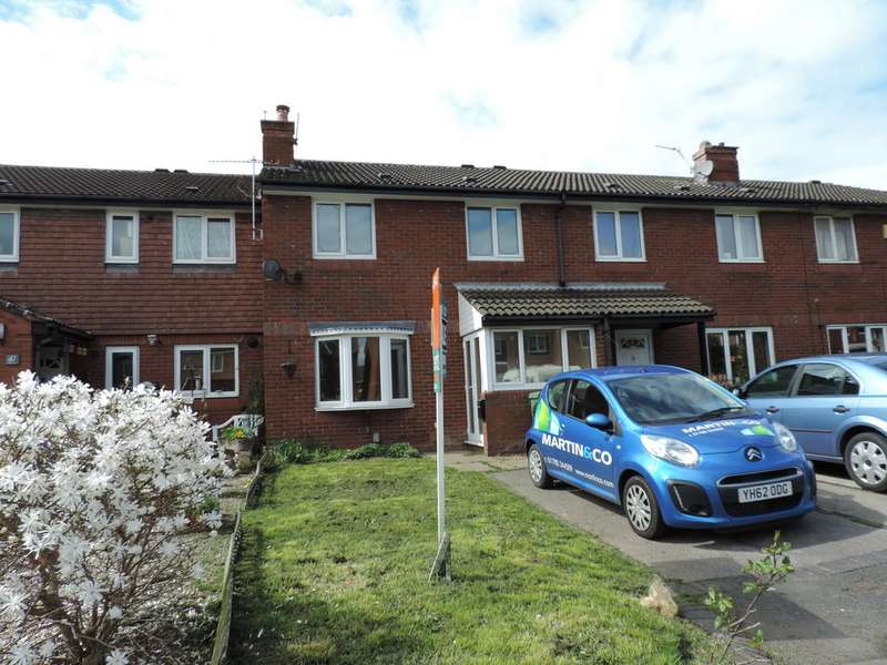 3 Bedrooms Terraced House for sale in Alder Grove, Stafford, ST17