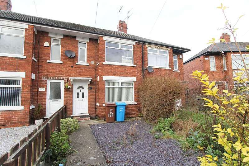 2 Bedrooms Terraced House for sale in Bristol Road, Hull, East Yorkshire, HU5 5XW