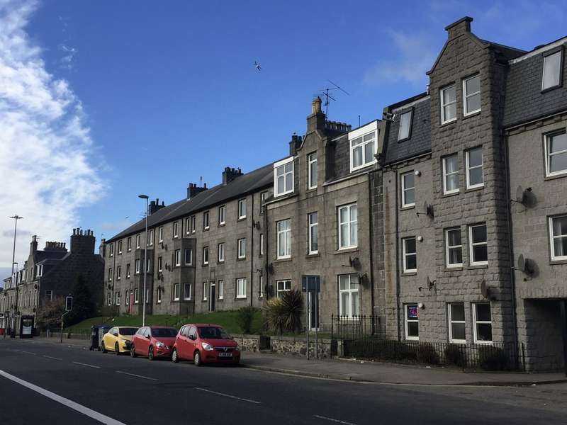 1 Bedroom Apartment Flat for sale in Holburn Street TFR, Aberdeen AB10