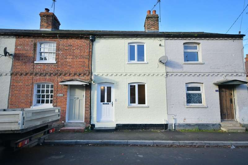 2 Bedrooms Terraced House for sale in Omega Terrace, Devizes, Wiltshire, SN10