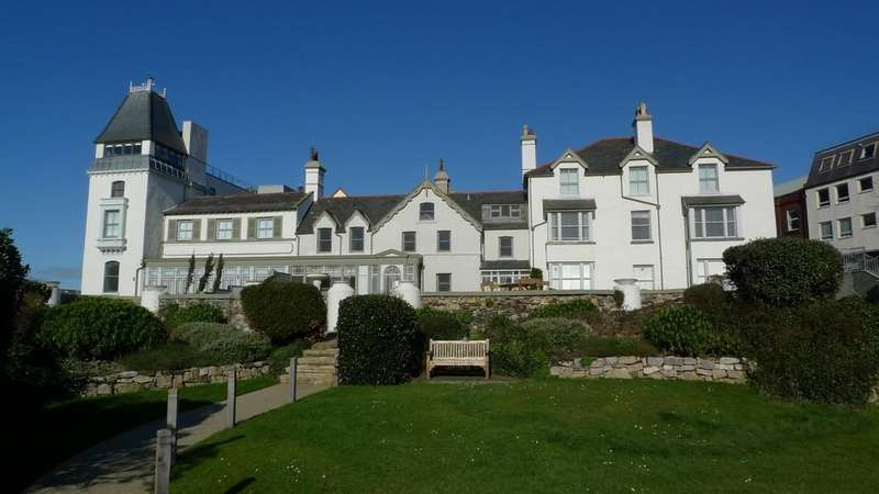 1 Bedroom Flat for sale in The Moorings, Deganwy