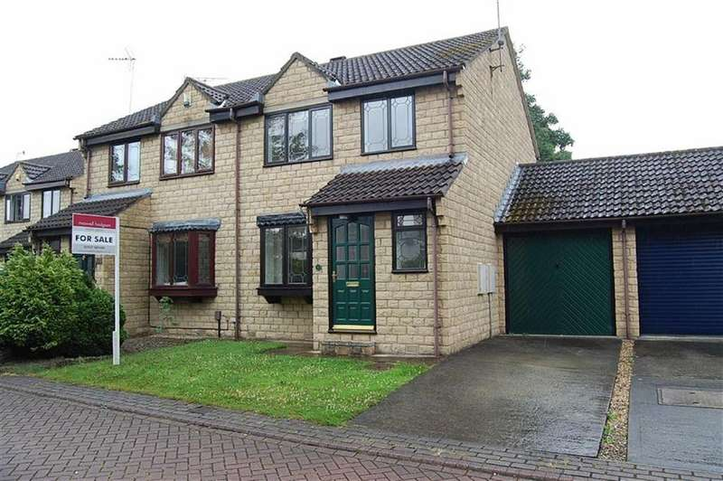 3 Bedrooms Semi Detached House for sale in Green Lea Close, Boston Spa, LS23