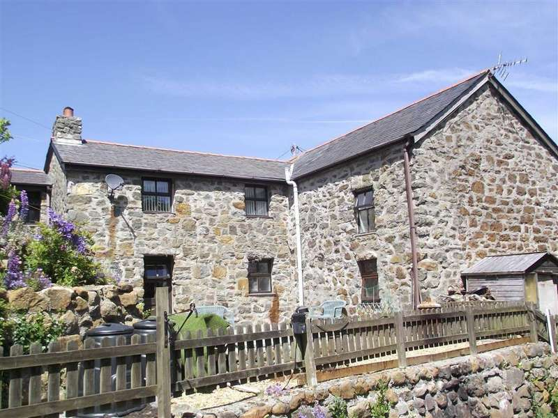 4 Bedrooms Cottage House for sale in Dulas, Anglesey