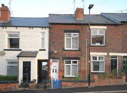 3 Bedrooms Terraced House for sale in Norton Lees Road, Sheffield, South Yorkshire