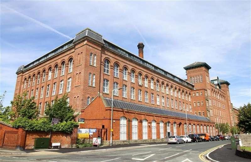 1 Bedroom Flat for sale in Houldsworth Mill, Reddish, Stockport