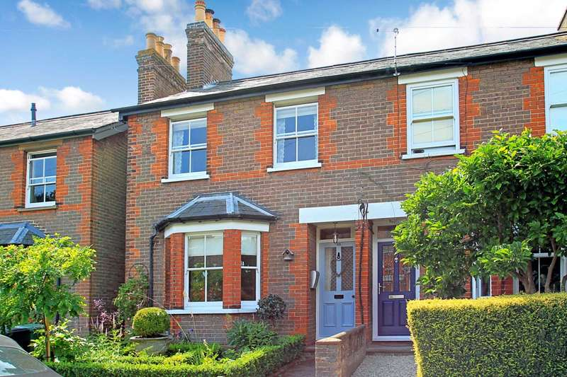 2 Bedrooms End Of Terrace House for rent in Miswell Lane, Tring