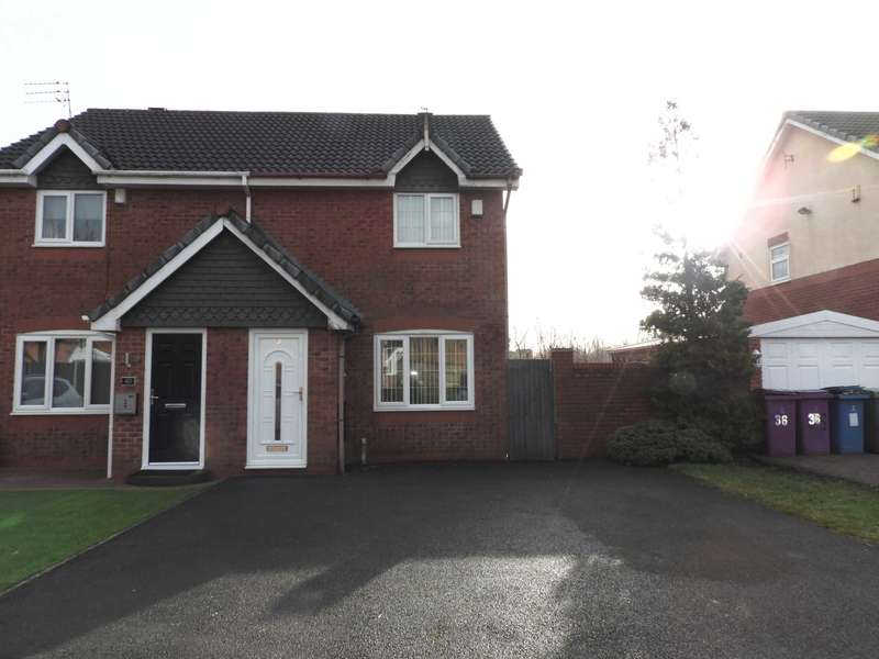 2 Bedrooms Semi Detached House for sale in Longdown Road, Fazakerley