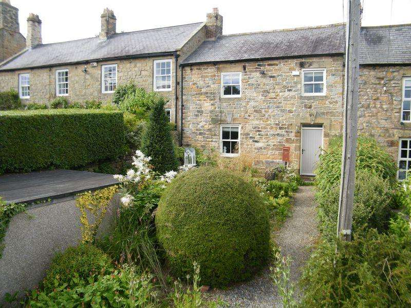 3 Bedrooms Terraced House for sale in NORTHUMBERLAND, Great Whittington
