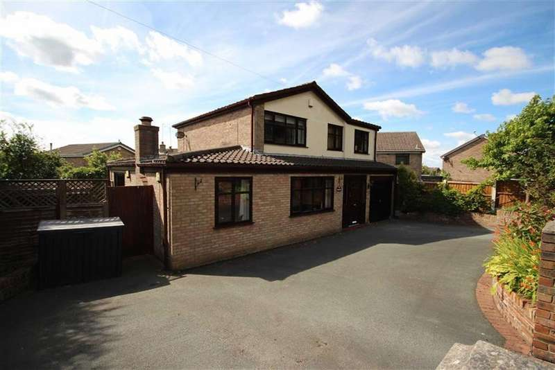4 Bedrooms Detached House for sale in Higher Lane, Rainford, St Helens, WA11