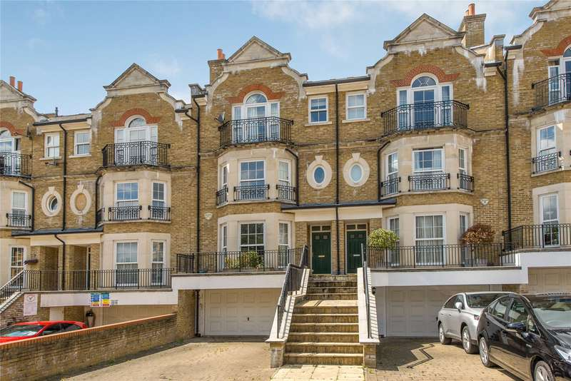 5 Bedrooms Terraced House for sale in Southlands Drive, Wimbledon, London, SW19