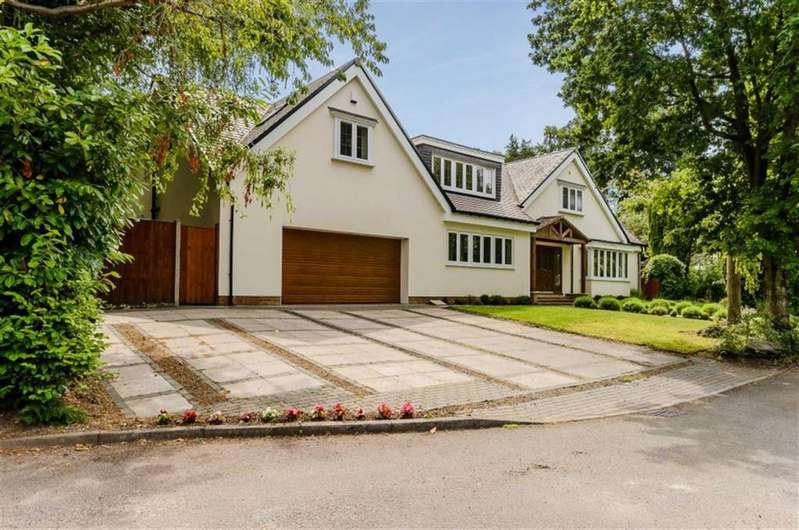 5 Bedrooms Detached House for sale in Kenilworth Close, Sutton Coldfield