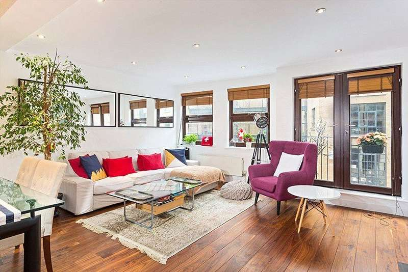 3 Bedrooms Terraced House for sale in Wapping Wall, Wapping, London, E1W