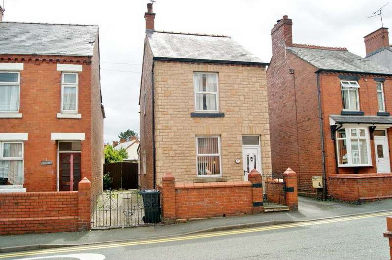 2 Bedrooms Detached House for sale in Broad Street, Rhos