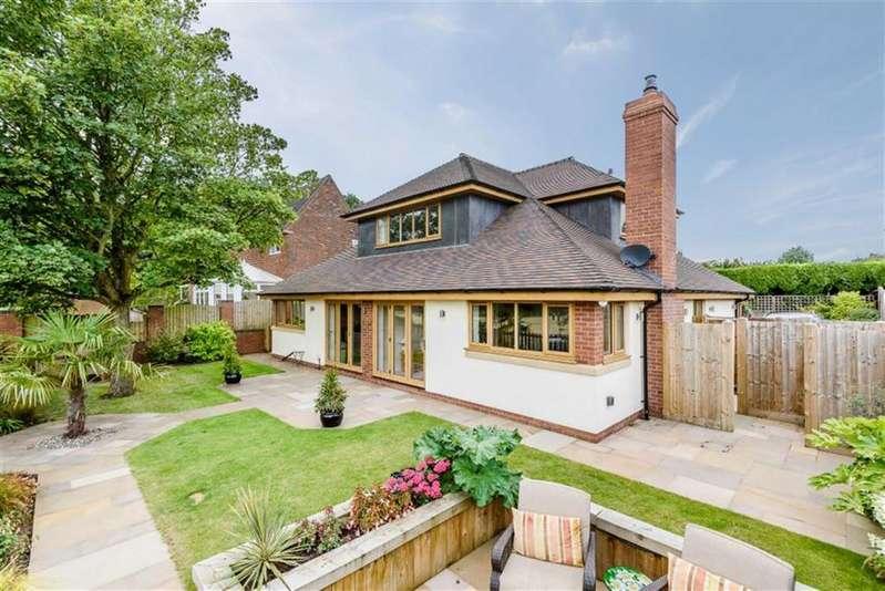 3 Bedrooms Detached House for sale in Hobs Hole Lane, Aldridge