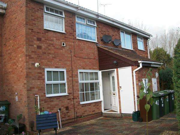 1 Bedroom Apartment Flat for rent in Weyhill Close, Wolverhampton